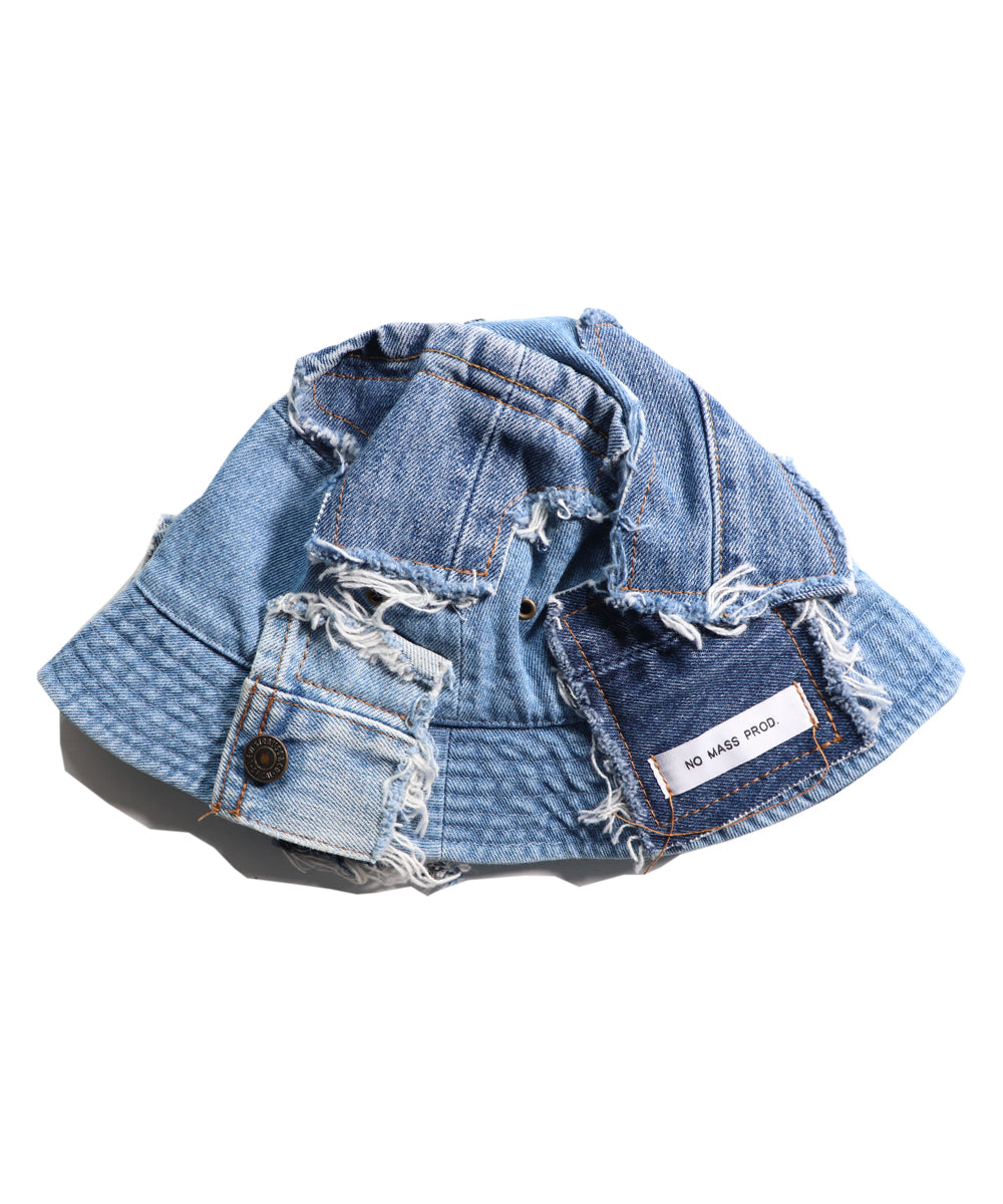 PW-BUCKET HAT S/M