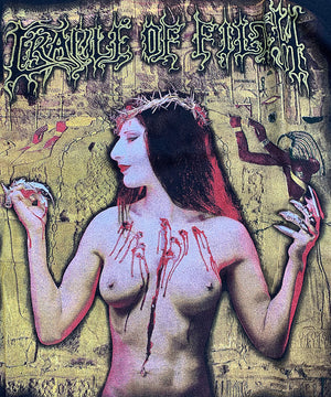 CRADLE OF FILTH Praise The Whore T-shirt
