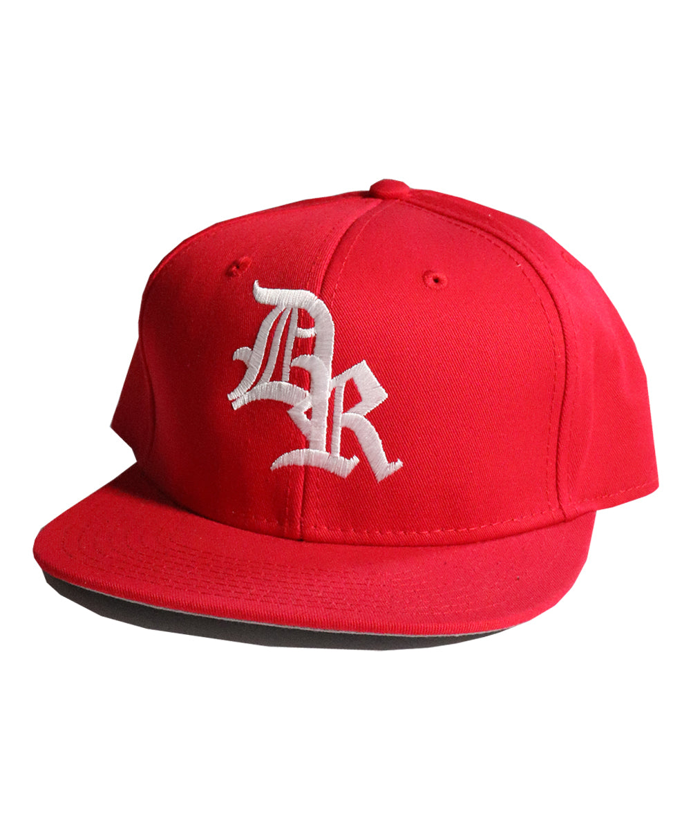 BASE BALL CAP 【RED】