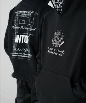 Friends and Family Hoodie