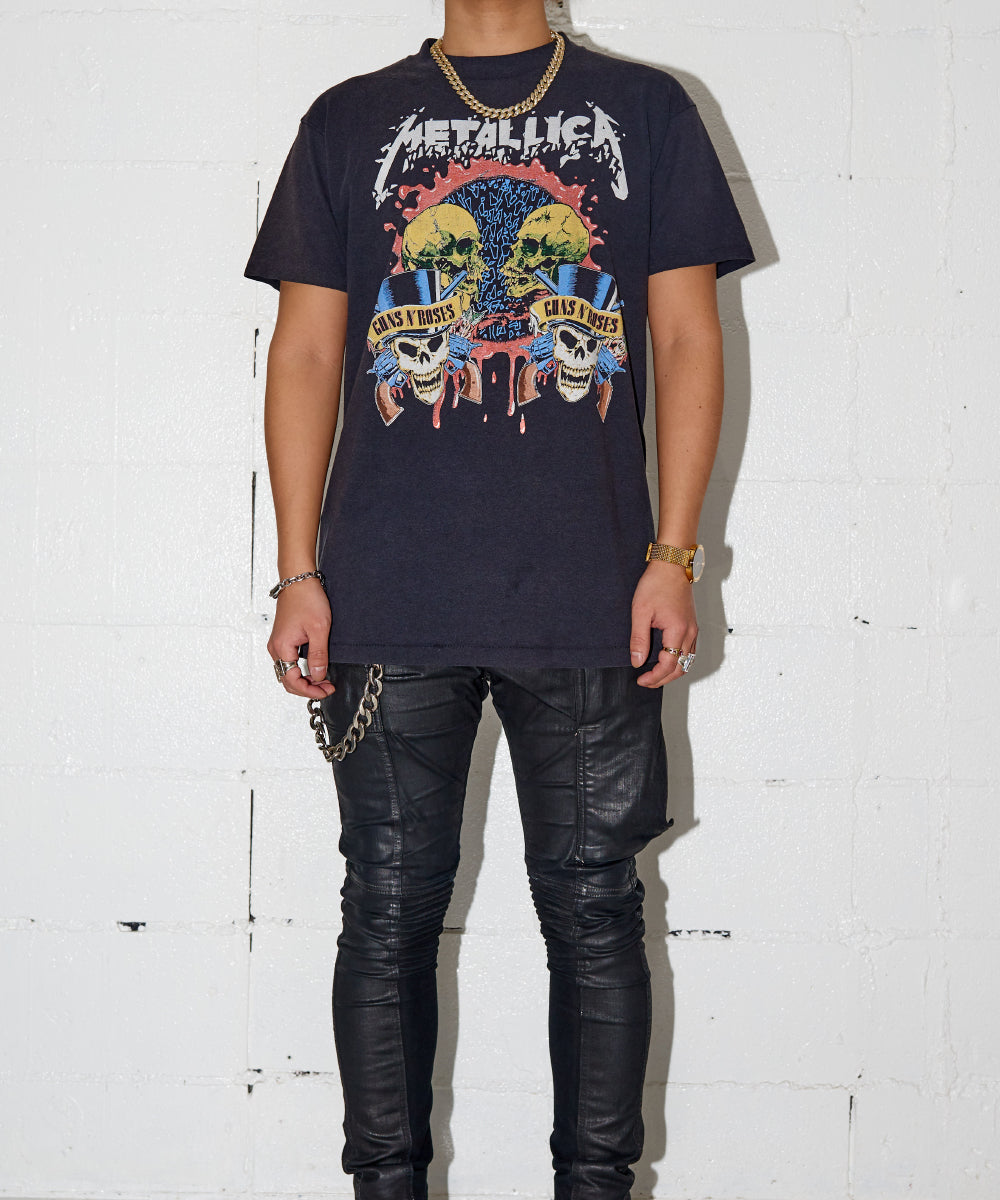GUNS X METALLICA T-shirt