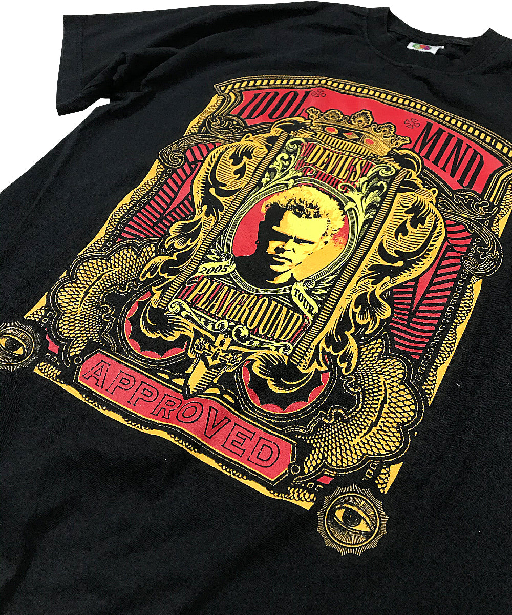 Billy Idol Devil's Playground Tour T-Shirt