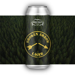 Broken Arrow Lager 4 pak 473ml