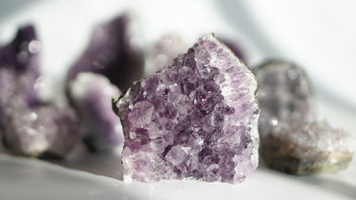 amethyst crystal meaning