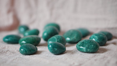 green amazonite meaning