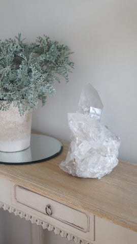 giant crystal