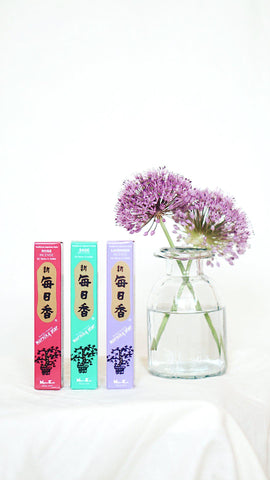 Japanese Incense Trio