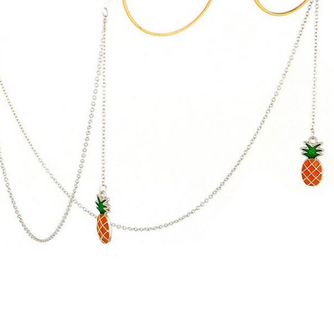 Pineapple Charm Sunglass Chain