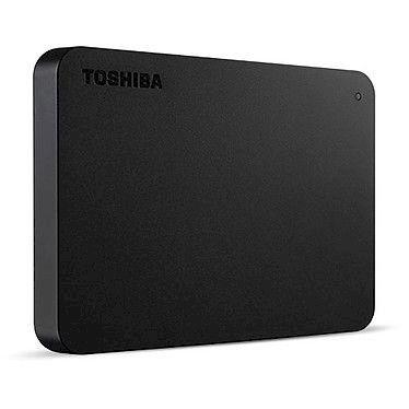 Disque dur externe Toshiba CANVIO BASICS USB - Type C