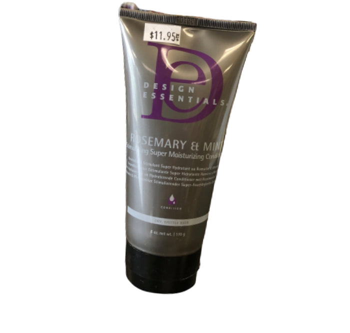 Design Essentials Rosemary & Mint Stimulating Super Moisturizing Conditioner