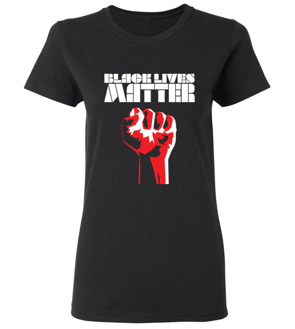 Women's Black Lives Matter T-Shirt