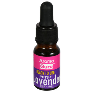Aromatherapy Herbal Drops - Lavender