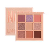 Nudes Palette In Earthy & Rose