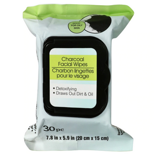 Charcoal Face Wipes