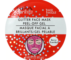 Sap - Glitter Mask - With Hydrating Aloe