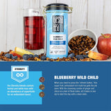 Tiesta Tea Bluebery Wild Child Hibiscus Fruit Tea
