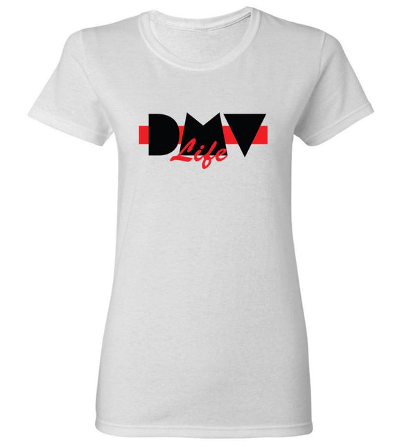 Women's DMV LIFE Retro T-Shirt