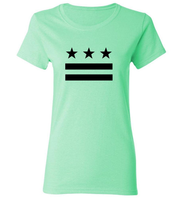 Women's DC Flag T-Shirt