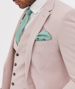 Mint Pocket Square