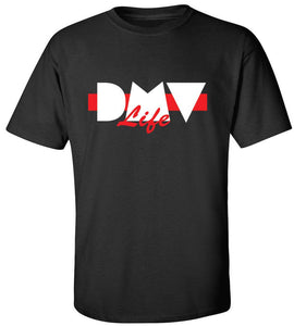 DMV LIFE Retro T-Shirt - Men's