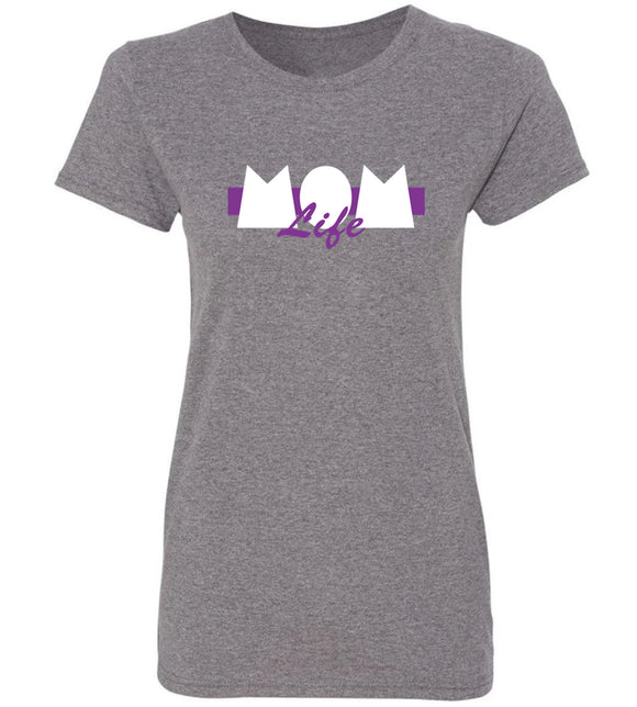 Women's Mom Life T-Shirt