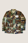ROGUE SHINOBI BLUE STEEL HOODIE