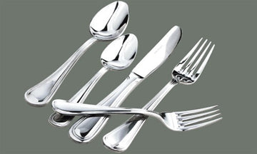 Extra Heavy Shangarila Salad Fork -18/8 Stainless Steel