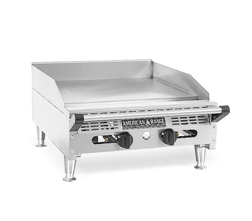 American Range AEMG-24 2 Burners Manual Griddle