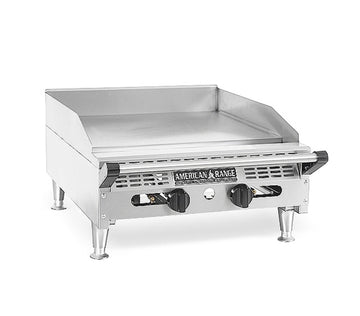 American Range AETG-24 2 Burners Thermostatic Griddle