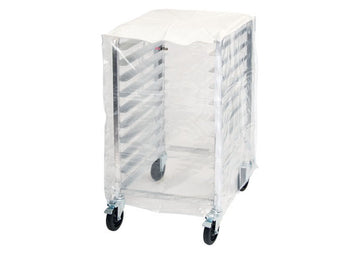 Winco ALRK-10-CV 10-Tier Aluminum Pan Rack Cover