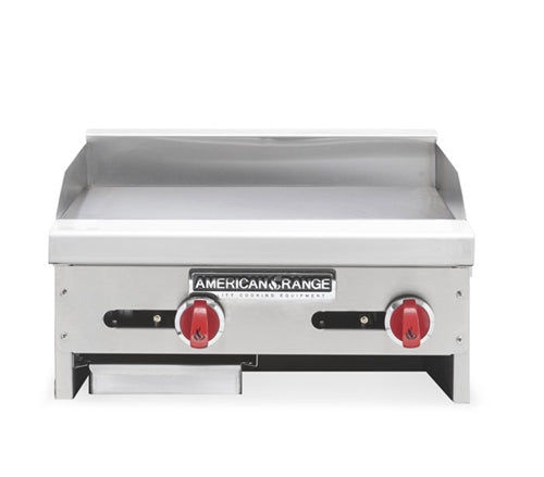 American Range ARTG-36 36 inch Thermostatic Commercial Gas Flat Griddle