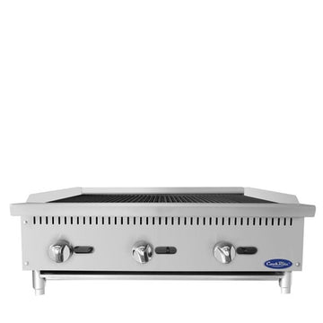 ATOSA Cookrite ATRC-36 , 36 Inch Hevay Duty Radiant Broiler