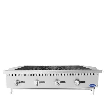 ATOSA 48 Inch Radiant Broiler with Total 140,000 BTU