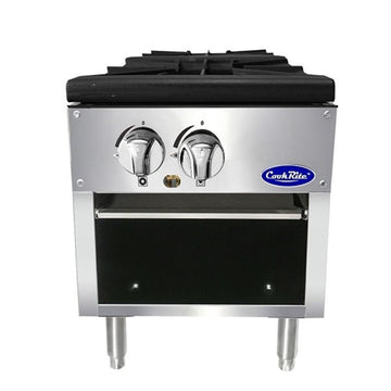 ATOSA Single Stock Pot Stove ATSP-18-1