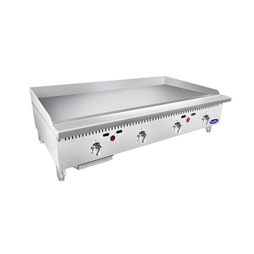 ATOSA 24 Inch Thermo-Griddle ATTG-24 with 1 Inch griddle plate
