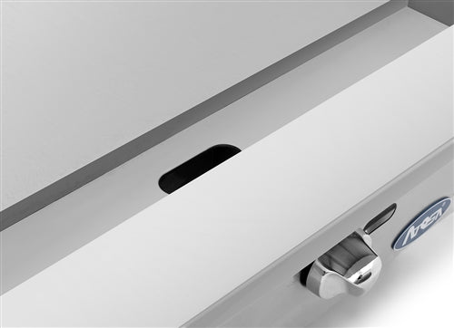 ATOSA ATTG-36 Stainless steel 36 Inch Thermostatic Griddle