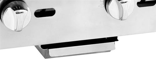 "ATOSA 48 Inch Thermo-Griddle ATTG-48 with 1"" griddle plate"