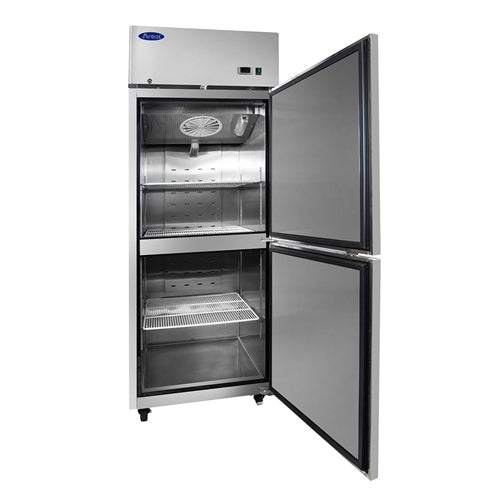 ATOSA  MBF8007GRL Top Mount Freezer- Left Hinged