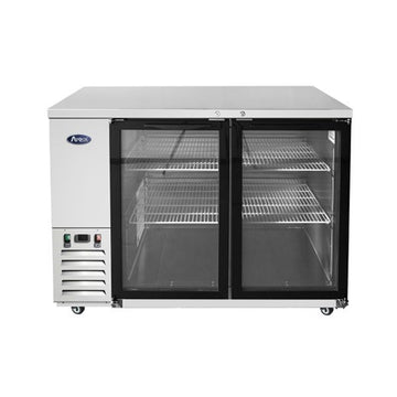 Atosa MGF8450GR 48 - Inch 2 Drawer Refrigerated Extended Top Chef Base