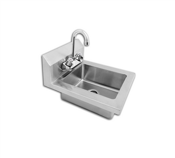 ATOSA MRS-HS-14 Hand Sink with Lead Free Faucet Included