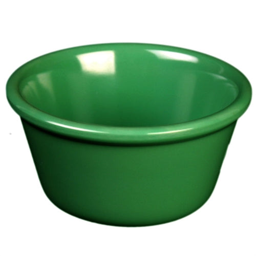 Yanco MS-303GR Mile Stone Bouillon Cup, 7 Oz. Melamine, Green , Pack of 48
