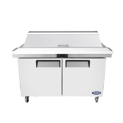 Atosa MSF8303GR 60-Inch Two-Door Sandwich Preparation Table