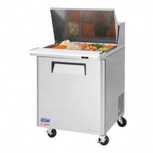 Turbo Air MST-28-12-N Single Door megatop Sandwich Prep unit