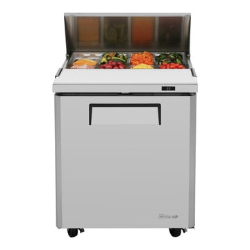 Turbo Air MST-28-N Sandwich/salad unit -8 Pans