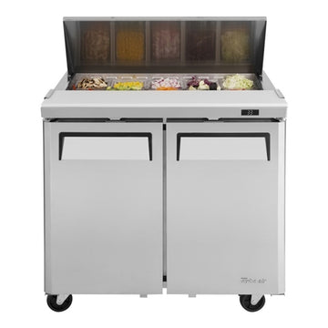 Turbo Air MST-36-N6 2 Door Sandwich/salad unit