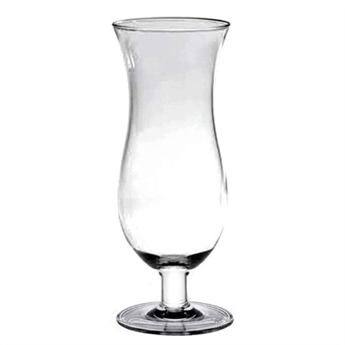 16 OZ Hurricane Polycarbonate Tumbler Clear.
