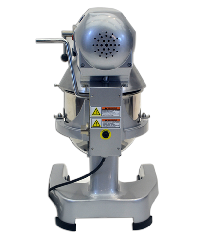 Atosa PPM-10 Series 11 Qt 3-Speed Heavy Duty Floor Mixer