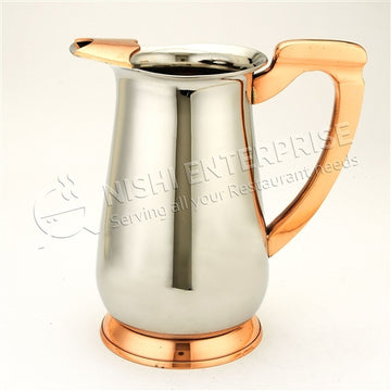 Stainless Steel-copper-Pitcher