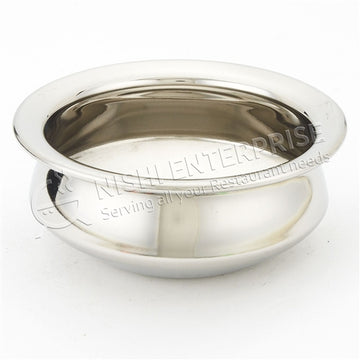 Stainless Steel Handi Bowl # 1 - 12 Oz.