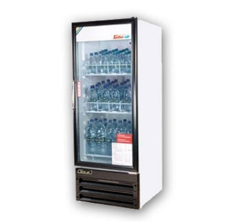 Turbo Air TGM-11RV Refrigerated Merchandiser With 1-Section & Glass Door